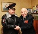 Сергей Галкин поздравил с 93-летием ветерана Великой Отечественной войны Алексея Мосина