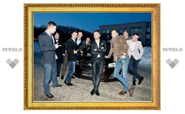 «Мистер «Модный город» - конкурс звездных мужчин!