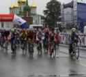 В Туле начались групповые велогонки на шоссе