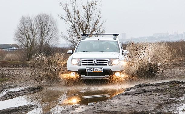 Renault Duster – внедорожник вам по карману!