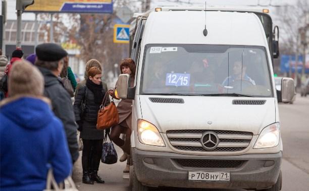 25% маршруток Тулы оборудуют системой ГЛОНАСС