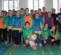 Футболисты «Арсенала-2» провели мастер-класс для учащихся  школы-интерната