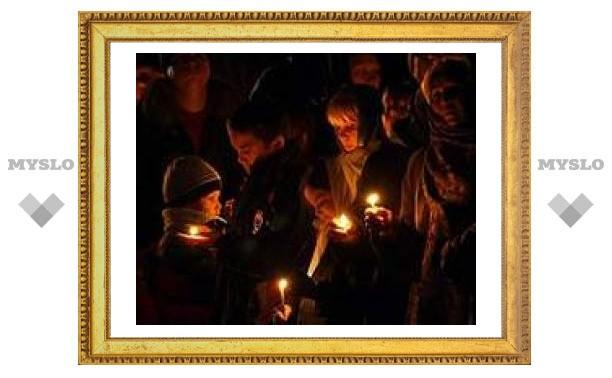 В связи с трауром по патриарху в Москве отключат новогоднюю иллюминацию