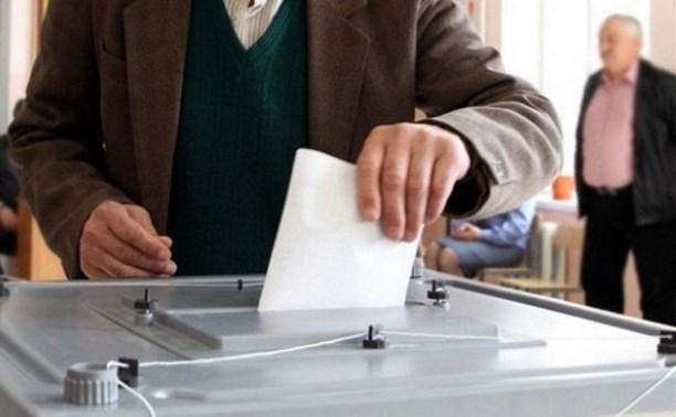 В Ясногорском районе выбрали четырех новых депутатов