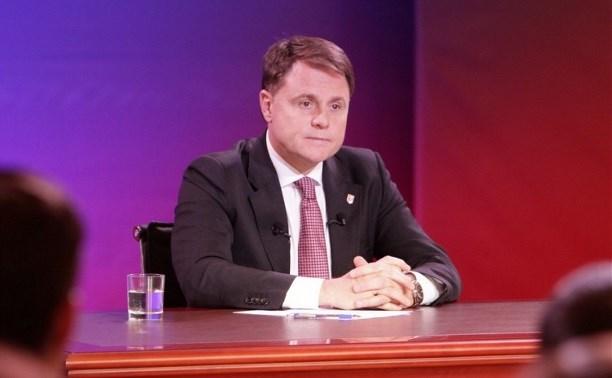Владимир Груздев поздравил туляков с Днем народного единства