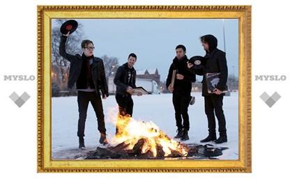 Fall Out Boy вернутся на сцену с новым альбомом
