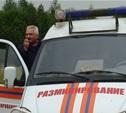 В Ленинском районе нашли минометную мину и артиллерийский снаряд
