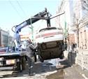 """Вечером 19 апреля центр Тулы """"очистят"""" от автомобилей"""