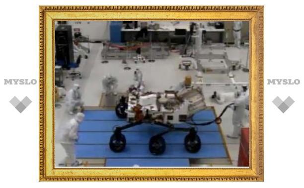В NASA провели первый тест-драйв нового марсохода