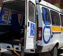Инвалидам приходится заказывать такси за 2-3 недели до выезда
