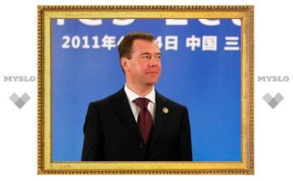 Медведев уличил Запад в превышении полномочий в Ливии
