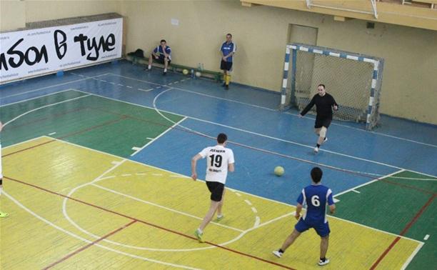 В Туле прошли очередные матчи чемпионата города по мини-футболу