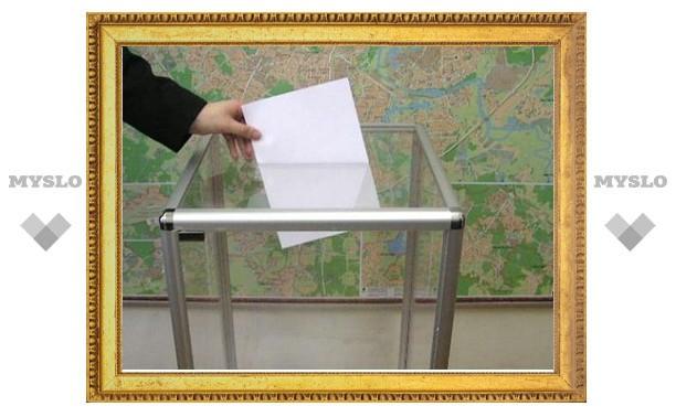 Туляки могут голосовать с 18 лет