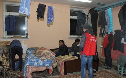 С начала года полиция региона выявила 60 нелегалов