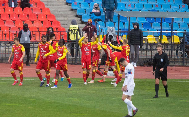 «Арсенал» – «Урал»: Это только начало!