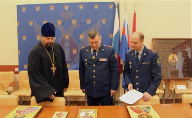 Иконы тульских заключенных отправили в Москву для участия в конкурсе «Не числом, а смирением»