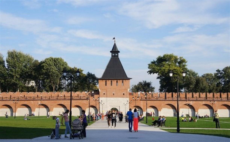К 500-летию кремля в Туле издадут энциклопедию города