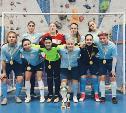 Юные тульские футболистки завоевали золото в областном чемпионате
