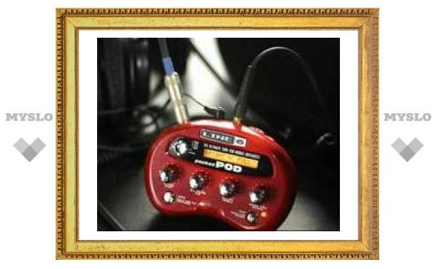 Line6 выпустила карманный гитарный процессор