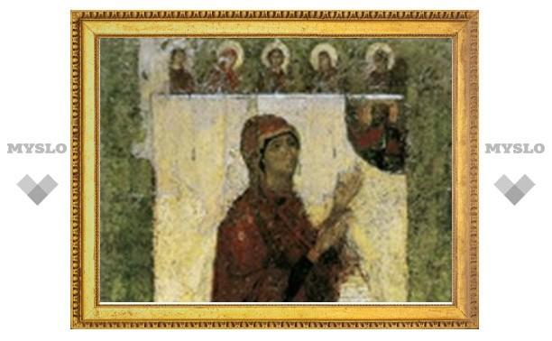 К подлиннику Боголюбской иконы допустят только Патриарха Кирилла и архиепископа Евлогия