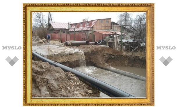 Тульское Мясново становится зоной бедствия