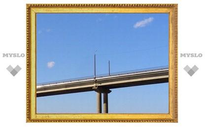 В Алексине закроют старый мост через реку Оку