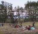 Жители тульского Плеханово требуют закрыть кладбище на границе с поселком