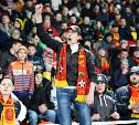 «Арсенал» одержал волевую победу в Нижнем Новгороде