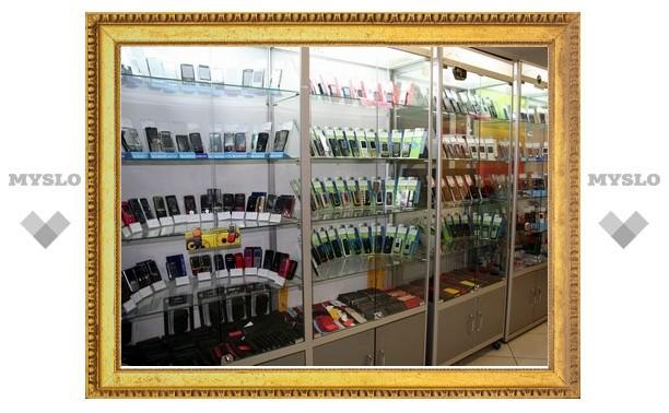В Туле продавцы проворонили телефон за 19 000 рублей