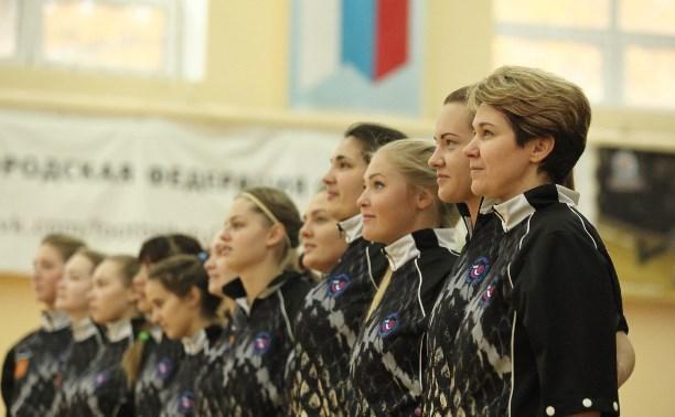 Баскетболистки «Кобры» обменялись победами в Смоленске