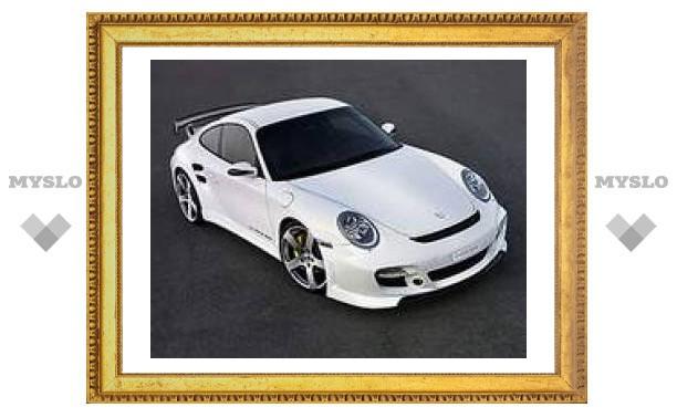Ателье Rinspeed построило суперкар на базе Porsche 911 Turbo