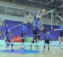 На соревнованиях в Московской области волейболисты из Тулы заняли второе место