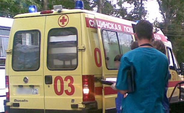 """В ДТП на трассе """"Тула-Новомосковск ранены"""" 10 человек"""
