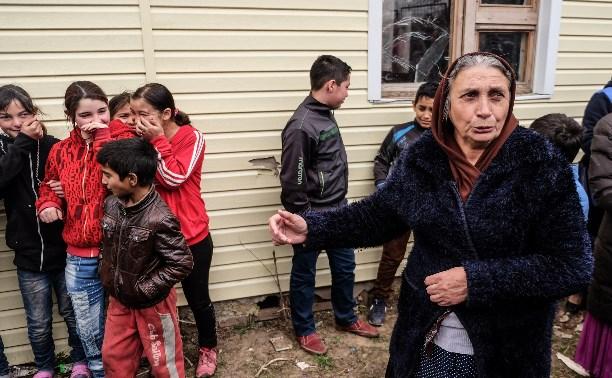 Цыганская диаспора из Плеханово проигнорировала требования судебных приставов