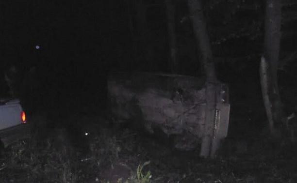 В Тульской области по вине пьяного водителя пострадала 16-летняя пассажирка
