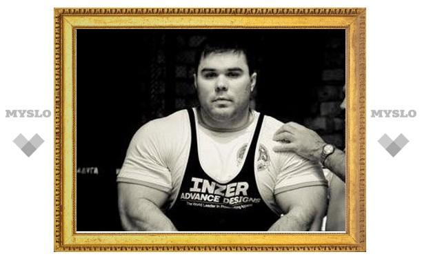 Российский мировой рекордсмен по жиму штанги скончался от нагрузок