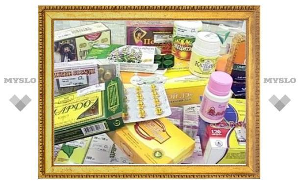 В российских аптеках запретят продавать БАДы