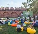 На «Газоне» туляков ждут кинотеатр под открытым небом и турнир по «Мафии»