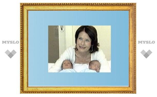 Самая пожилая мать в мире умерла от рака