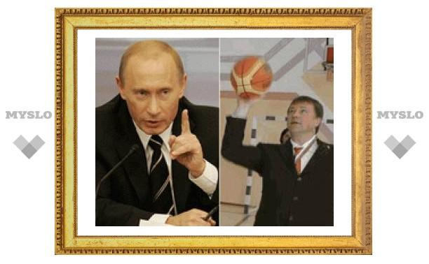 Дудке пригрозили Путиным?
