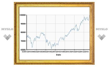 Цена на медь впервые превысили 10000 долларов за тонну