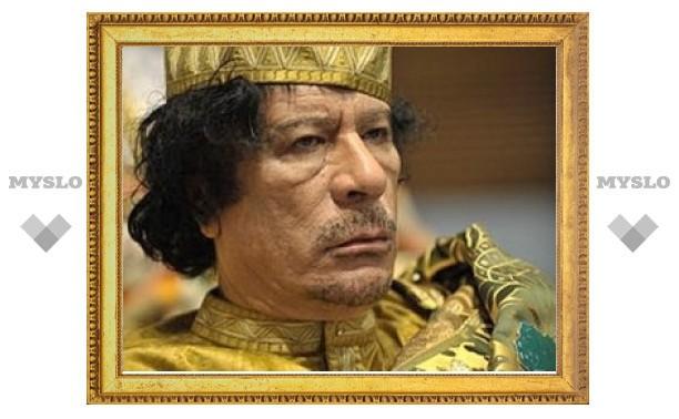 Китай заподозрили в поставках оружия режиму Каддафи
