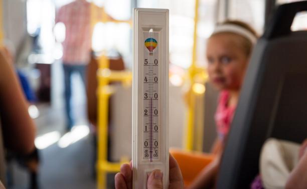Эксперимент Myslo: какая температура в тульских автобусах?