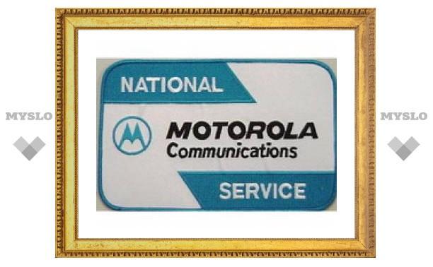 Motorola разрабатывает свой вариант iPhone