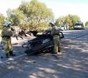 В Тульской области столкнулись три автомобиля, есть пострадавшие