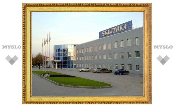 Тульская власть проявляет заинтересованность в «Балтике»