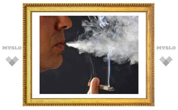 Курение приводит к необратимым изменениям активности генов