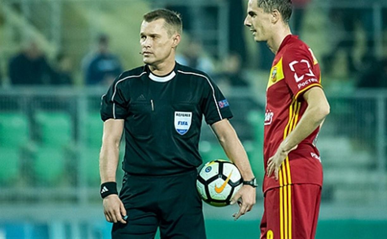 Матч «Арсенал» – «Спартак» рассудит Владислав Безбородов