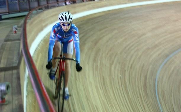 Тульские велосипедисты завоевали еще три медали на питерском треке