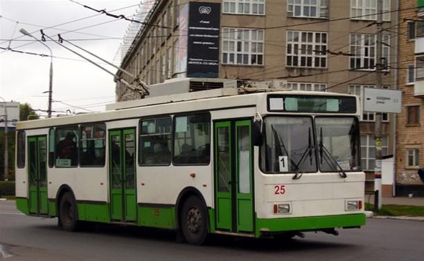 В Туле автобусы и троллейбусы пойдут по измененной схеме